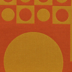 Geometri 001 Sun Yellow/Orange | Tessuti | Maharam