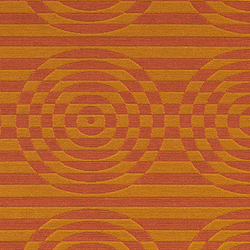 Optik 001 Sun/Yellow Orange | Fabrics | Maharam