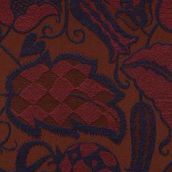 Blumen 007 Rust | Upholstery fabrics | Maharam