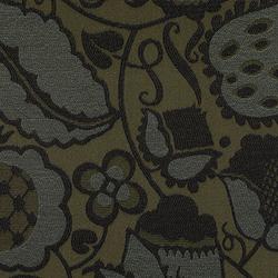 Blumen 006 Loden | Stoffbezüge | Maharam