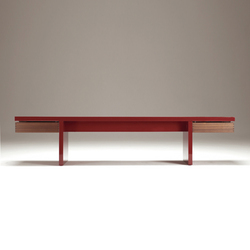 Opus1 bench B2 | Upholstered benches | Opus 1 ApS