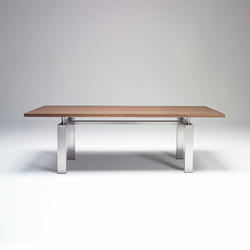 Opus1 table T2 long | Tables de repas | Opus 1 ApS