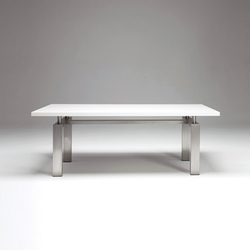Opus1 table T2 white | Desks | Opus 1 ApS