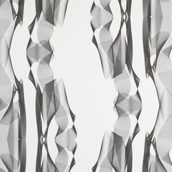 Replicant B & W wallcovering | Wallcoverings | Wolf-Gordon
