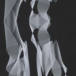 Replicant X-ray wallcovering | Carta da parati | Wolf-Gordon