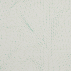Flexuous Gold Thread wallcovering | Wallcoverings | Wolf-Gordon