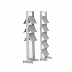 adeco wallstreet Room | Brochure / Magazine display stands | adeco