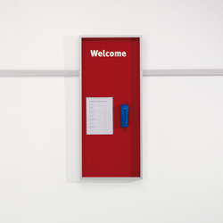 adeco wallstreet whiteboard | Notice boards | adeco