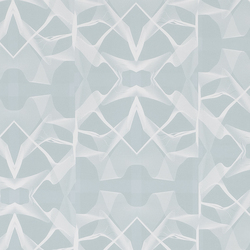 Spacewarp Spa wallcovering | Papeles pintados | Wolf-Gordon