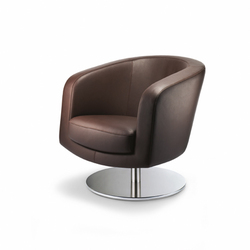 Model 2392 Nubian | Lounge chairs | Intertime