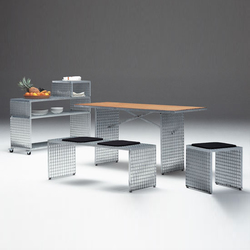 Skwer | Dining tables | Habit