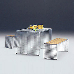 Skwer | Garden benches | Habit