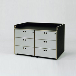Habit Rollcontainer | Pedestals | Habit