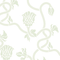 Twisting Bloom wallpaper | Wall coverings | Kuboaa Ltd. wallpaper