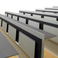 Blade System | Sedute per auditorium | Lamm