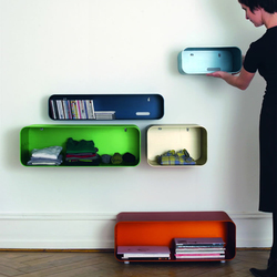 itbox furniture system | CD racks | it design