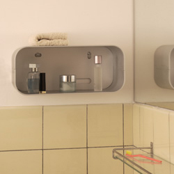 itbox furniture system | Bath shelving | it design