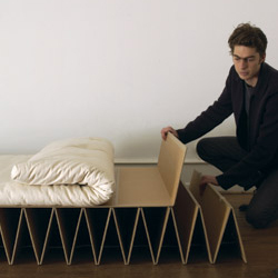 itbed futon | Einzelbetten | it design