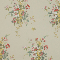 Foral Silk 67-3014 wallpaper | Revestimientos de paredes / papeles pintados | Cole and Son