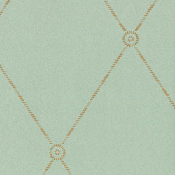 Georgian Rope Trellis 59-3016 wallpaper | Wallcoverings | Cole and Son