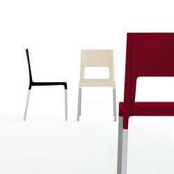 Face Chair | Multipurpose chairs | Kristalia