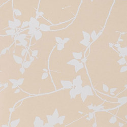 Briar pearl/white wallpaper | Wall coverings / wallpapers | Clarissa Hulse