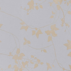 Briar lillac/pewter wallpaper | Carta da parati / carta da parati | Clarissa Hulse