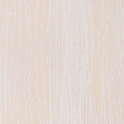 Reeds pearl/white wallpaper | Wall coverings / wallpapers | Clarissa Hulse