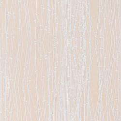 Reeds pearl/white wallpaper | Carta da parati / carta da parati | Clarissa Hulse