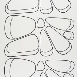 Amiraali 191 interior fabric | Drapery fabrics | Marimekko