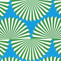 Forma turquoise/green interior fabric | Tessuti tende | Marimekko