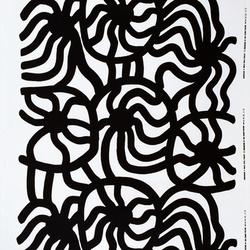 Joonas 19702 interior fabric | Curtain fabrics | Marimekko