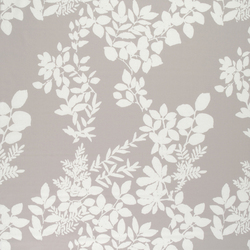 Kukkula grey interior fabric | Curtain fabrics | Marimekko
