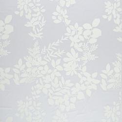 Kukkula white interior fabric | Curtain fabrics | Marimekko