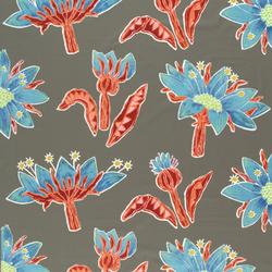 Kumma Juttu 650 interior fabric | Curtain fabrics | Marimekko