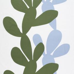 Kaktus green interior fabric | Tejidos decorativos | Marimekko