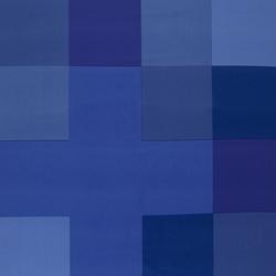 Magneetti blue interior fabric | Curtain fabrics | Marimekko
