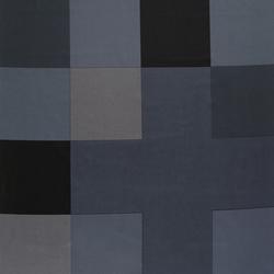 Magneetti black interior fabric | Curtain fabrics | Marimekko