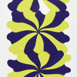 Meduusa green interior fabric | Curtain fabrics | Marimekko