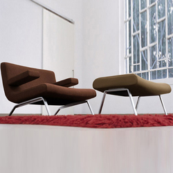 Bent armchair | Poltrone | Dema