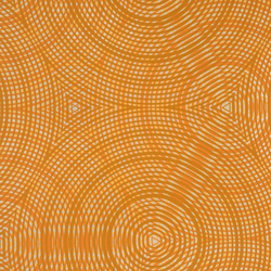 Cycloid sweet potato wallpaper | Wall coverings / wallpapers | Flavor Paper