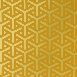 Vapor gold wallpaper | Wall coverings | Flavor Paper
