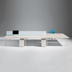 MDL System | Table dividers | UniFor