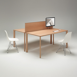 Flipper | Desking systems | UniFor