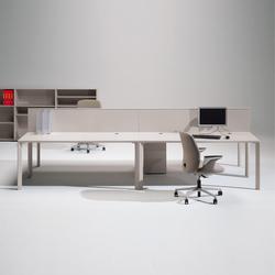 Flipper | Systèmes de tables de bureau | UniFor