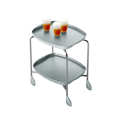 Tender | Tea-trolleys / Bar-trolleys | Rexite