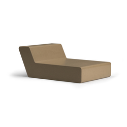 Matrass seat 75 | Sun loungers | Quinze & Milan