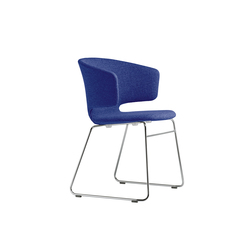 taormina chair 504 | Visitors chairs / Side chairs | Alias