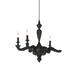 smoke Chandelier | General lighting | moooi