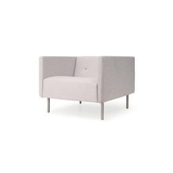 bottoni slim | Loungesessel | moooi
